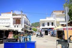 Skiathos Town, Skiathos, Greece. Royalty Free Stock Photos
