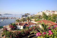 Skiathos town, Skiathos, Greece. Stock Photos