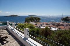 Skiathos Stock Photo