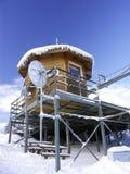Skiaufzugterminal Lizenzfreies Stockfoto