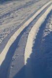 Skibahn Lizenzfreie Stockfotografie