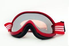 Skibeschermende brillen Royalty-vrije Stock Fotografie