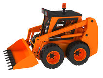 Skid steer Royalty Free Stock Photo