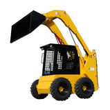 Skid steer loader Royalty Free Stock Images