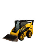 skid-steer loader machine Stock Photography