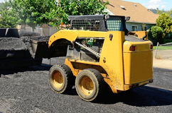Skid Steer Royalty Free Stock Image