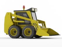 Skid steer Stock Photography
