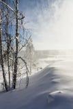 Skidar semesterorten Sun Valley Royaltyfri Bild