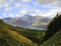 Skiddaw Royalty Free Stock Images