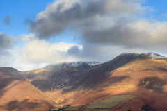 Skiddaw Photo stock