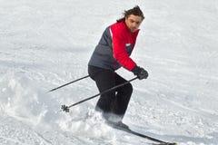 Skier Royalty Free Stock Photos