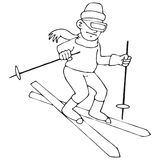 Skier Stock Images