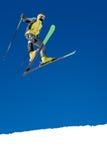 skier Fotografering för Bildbyråer
