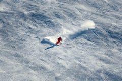 skier Fotografía de archivo