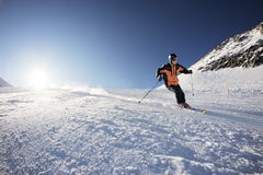 Skier Stock Photography