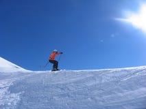 Free Skier Royalty Free Stock Photos - 8955398