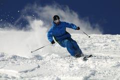 skier Στοκ Εικόνες