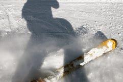 Skier, Italy Stock Photo