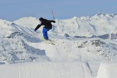 Skier Royalty Free Stock Image