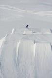 Skier Royalty Free Stock Photo
