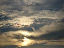 Skies Stock Image