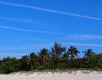 Skies Of Cuba Stock Photography