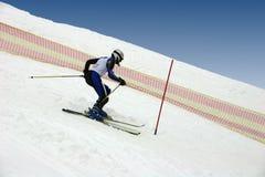 Skieur. Photographie stock libre de droits