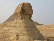 Skiff égyptien Images libres de droits