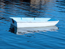 Skiff Stock Photo