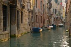 Skiffs veneziani immagini stock libere da diritti