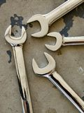 skiftnycklar Royaltyfri Bild