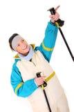 Skiing Royalty Free Stock Image