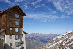 Free Skiing Centre Of Chile Stock Image - 46522421