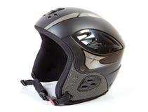 Skiing helmet Stock Image