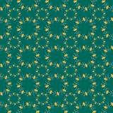 Skiing people tricks seamless pattern vector illustration. Stock Photography