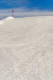 Skiing resort Stock Image