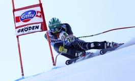 Skiing: Val Gardena Super G Stock Photo