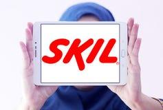 SKIL电动工具公司商标 免版税库存照片