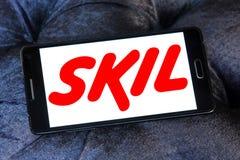 SKIL电动工具公司商标 库存照片