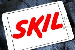 SKIL władzy narzędzi firmy logo Fotografia Royalty Free
