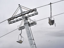 Skilift_01 Royalty Free Stock Photo