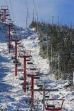 Skilift Stock Afbeelding