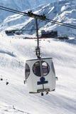 skilift Zdjęcie Stock