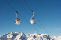 Skilift Stock Images