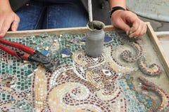 Skill mosaic Stock Photo
