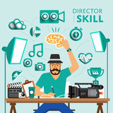 Skill people Royalty Free Stock Photos
