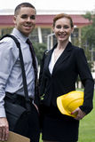 Skilled and Ready for the Job Royalty Free Stock Image