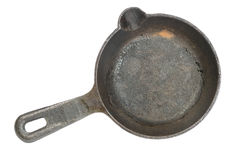 Skillet stock photography
