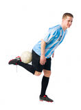 Skillful player Royalty Free Stock Photos