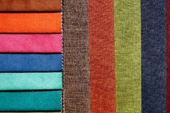 Skillful textile background in various tones. royalty free stock photos